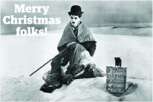 Merry Christmas from Silent London