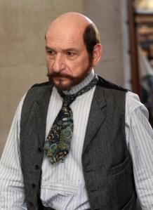 Ben Kingsley as Hugo Cabret in Hugo Cabret