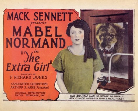 The Extra Girl (1923)