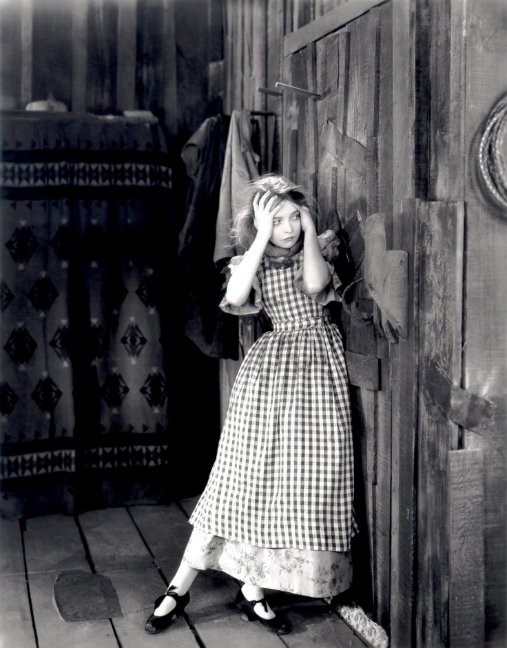 Lillian Gish in The Wind (1928)