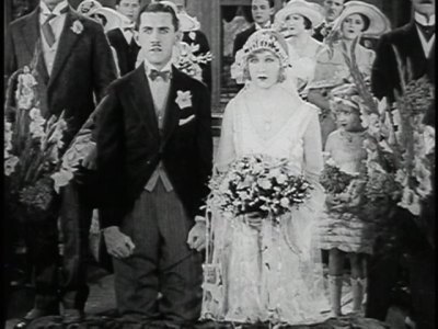 His Wooden Wedding (1925) starring Charley Chase