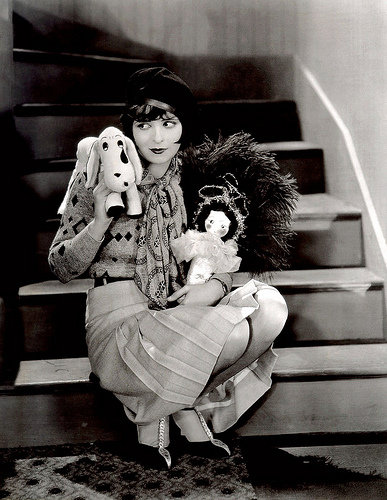 Clara Bow in It (1927)