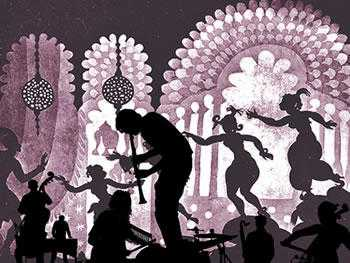 Arun Ghosh Cine-Concert: The Adventures of Prince Achmed
