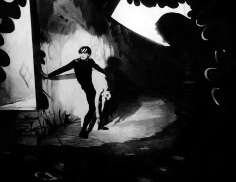 Image result for the cabinet of dr caligari