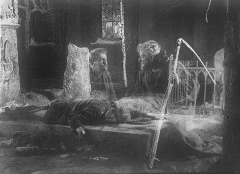 Körkarlen or The Phantom Carriage (1921)