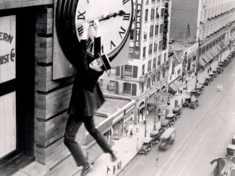 Harold Lloyd in Safety Last (1923)