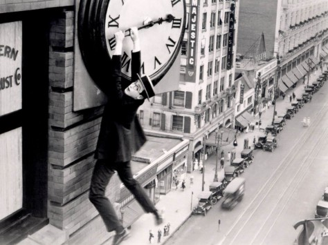 Harold Lloyd in Safety Last (1923)