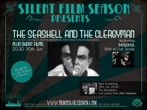 Prince Charles Cinema Silent Season