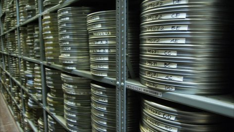 Inside the BFI National Archive (bbc.co.uk)