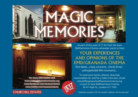 The EMD Cinema Memories project