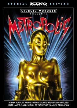 Giorgio Moroder's Metropolis (Kino Video)