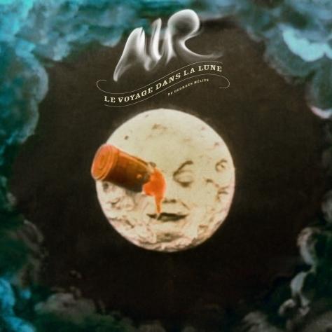 Le Voyage Dans la Lune, by Air