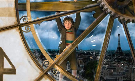 Asa Butterfield in Hugo (2011)