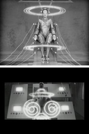 Metropolis, La Antena