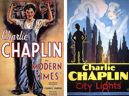 essay on charlie chaplins modern times
