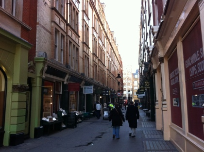 Cecil Court, AKA Flicker Alley