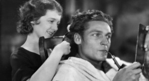 Janet Gaynor and Charles Farrell in Seventh Heaven (1927)