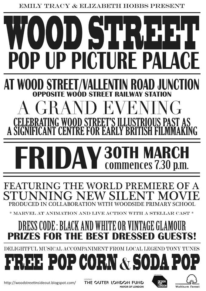 Wood Street Pop-up Picture Palace