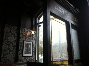 """Chaplin's corner"""