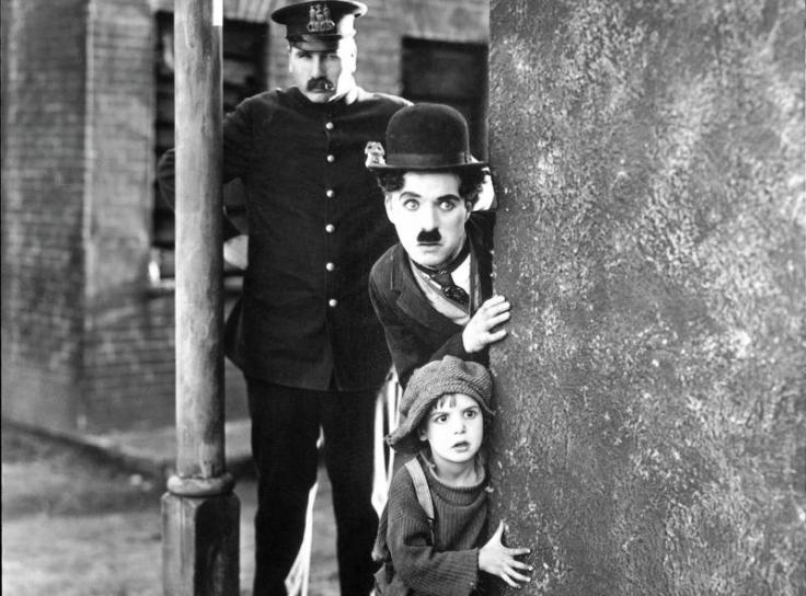 The Kid (1921)