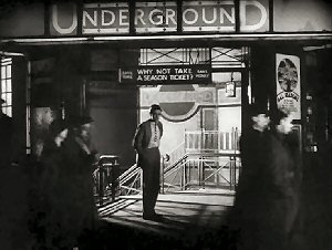 Going underground … Downhill (1927)