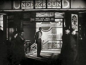 Going underground … Downhill (1927)