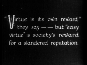 Easy Virtue (1927)
