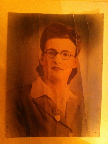 Ayse's grandmother in 1943