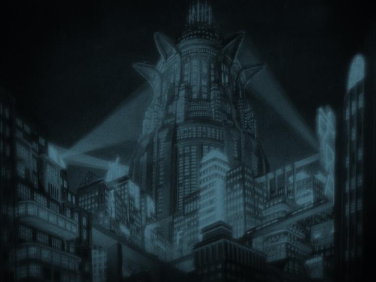 Moroder's Metropolis