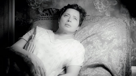 Isabella Rossellini in Guy Maddin's Keyhole