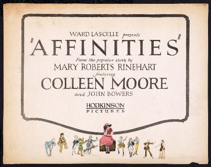 Affinities (1922)