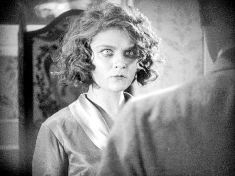 Anna Sten in Provokator (1927)