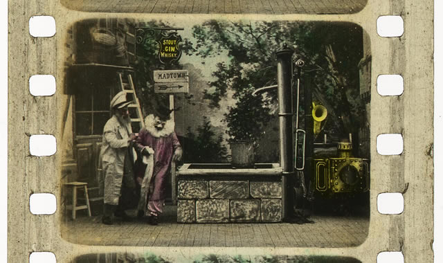 Automaboulisme et Autorité (1899) Photograph: Cinématheque Française