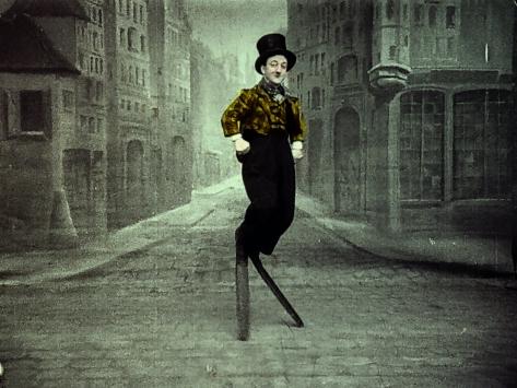 Little Tich Photograph: Cinémathèque Française/Gaumont Pathé Archives, Paris