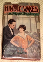 Hindle Wakes novelisation released to accompany the film