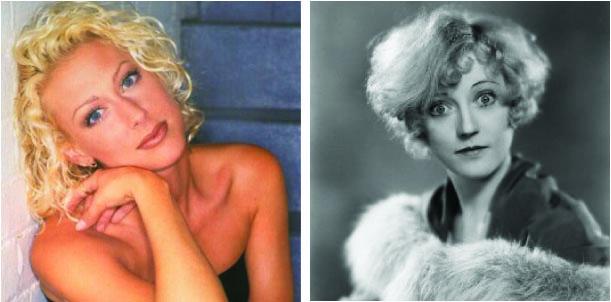 Faye Tozer is … Marion Davies