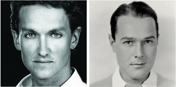 Dylan Turner is … William Haines