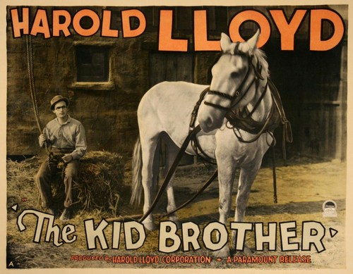 Harold Lloyd's The Kid Brother