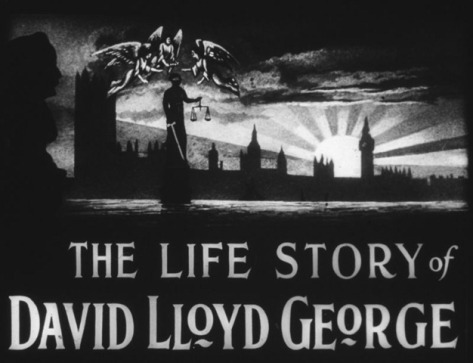 The Life Story of David Lloyd George (1918)