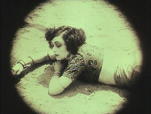 Pola Negri in Sumurun