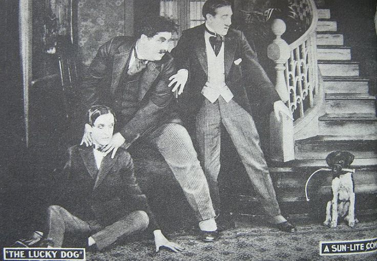 The Lucky Dog (1919)