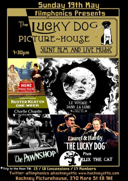 Lucky Dog Picturehouse