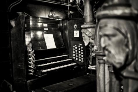 Henry Willis Organ © Daniela Sbinsy