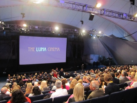 Luna Cinema, Opera Holland Park