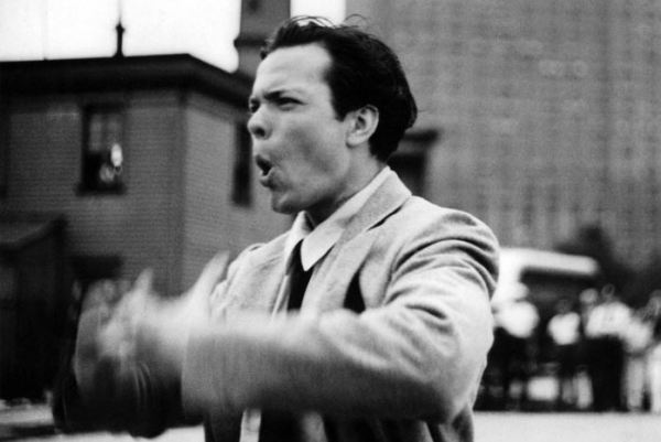 Orson Welles directs Too Much Johnson