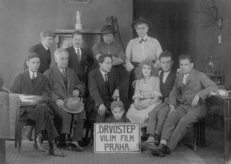 Drvosÿteÿp (Z‡zracÿn‡ lŽcÿba Dra.Jenkinse) Národní filmový archiv, Praha