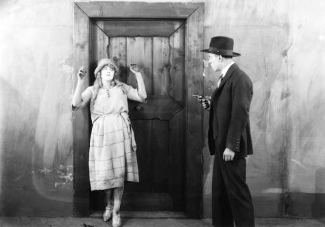 Otrávené svìtlo (1921) árodní filmový archiv, Praha