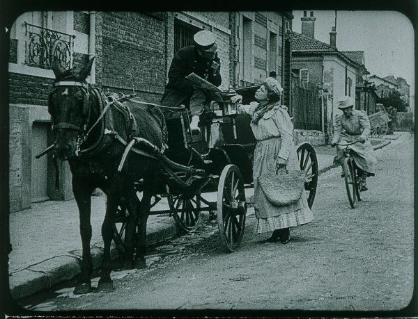 Première Sortie d'une Cycliste (1907) National Film & Sound Archive, Canberra