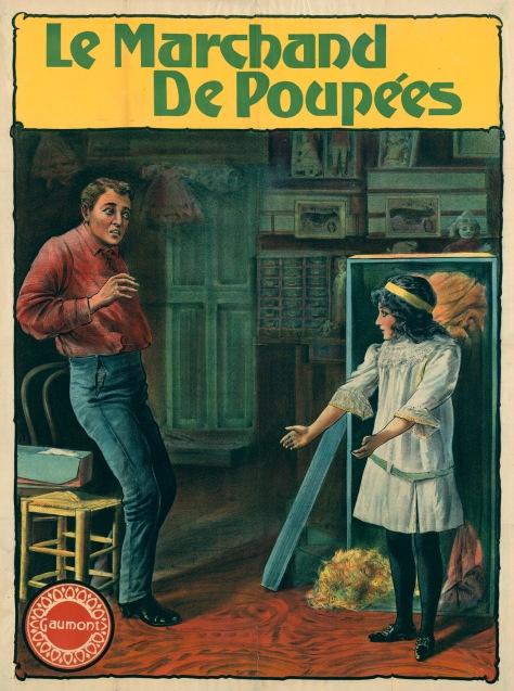 Le Marchand des Poupées (1913) Collection EYE