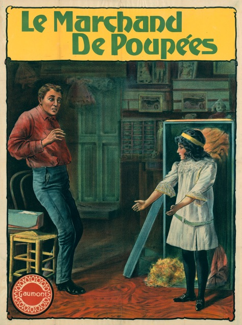 Le Marchand des Poupées (1913) Collection EYE